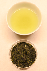 Tenryu; Haruno high-grade tea(type: Yabukita)
