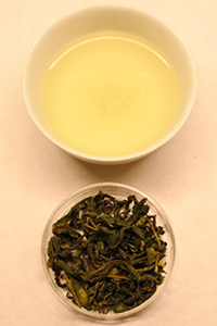 Bihakkocha 2nd (lightly fermented tea)