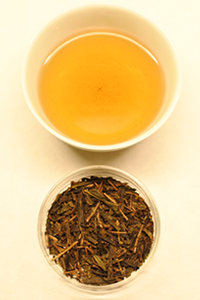 Hojicha (roasted tea)