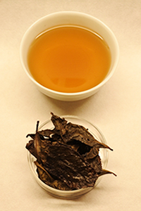 美作番茶(品種:やぶきた)