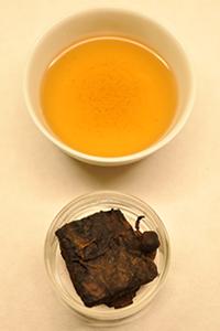 碁石茶(品種:やぶきた)