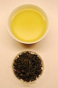 微発酵茶(品種:みなみさやか)