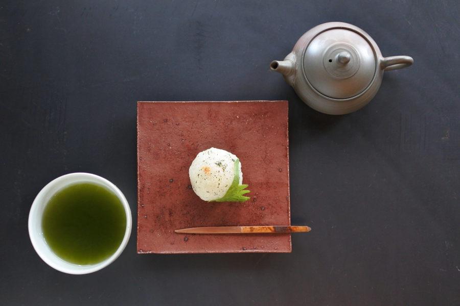 鎌倉倶楽部 茶寮小町のお茶請けイメージ