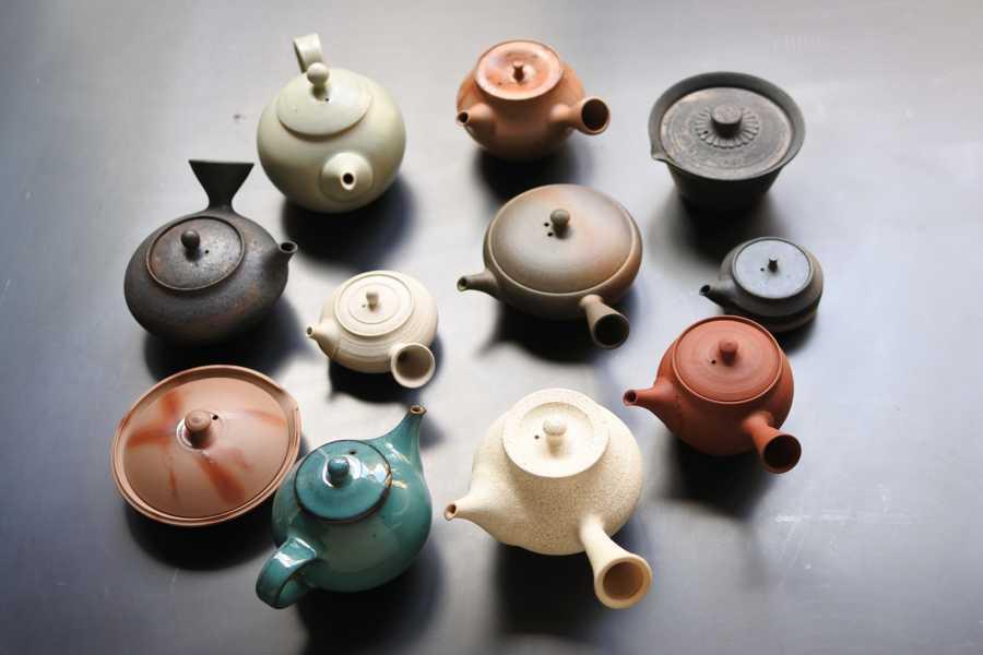 茶寮小町茶器